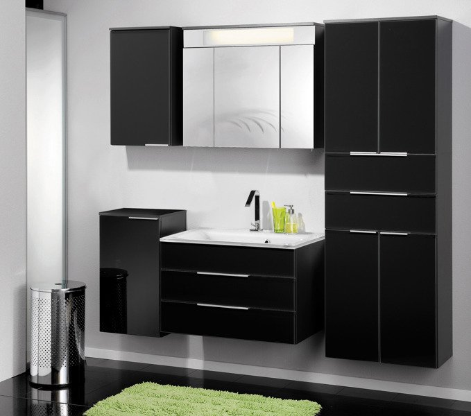 umywalka azienkowa szklana 80 cm fackelmann bia a do kolekcji kara viora como taris. Black Bedroom Furniture Sets. Home Design Ideas
